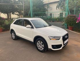 Used Audi Q3 AT for sale