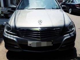 Mercedes-Benz C-Class 250 CDI Elegance, 2012, Diesel AT for sale