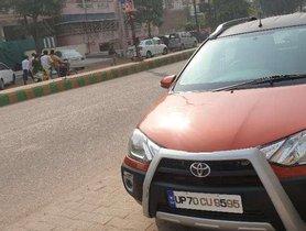 Used Toyota Etios Cross 1.5 V, 2014, Diesel MT for sale