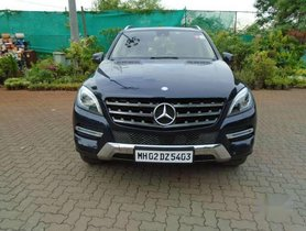 Used Mercedes Benz M Class AT for sale