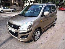 Used Maruti Suzuki Wagon R, 2015, Petrol MT for sale