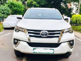 Used Toyota Fortuner 2.8 4X4 AT, 2018, Diesel for sale