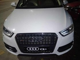 Used 2012 Audi Q3 AT for sale