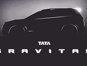 All To Know About The Tata Gravitas (7-Seater Harrier)