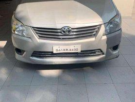 Used Toyota Innova 2.0 GX 8 STR 2012 MT for sale