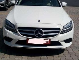 Mercedes Benz C-Class 220 AT 2019 for sale