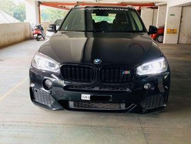 Used BMW X5 MT car at low price