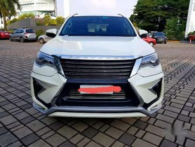 Used Toyota Fortuner New MT 2018 for sale