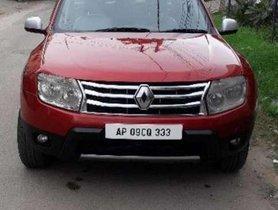 Renault Duster 110 PS RxZ Diesel, 2013, Diesel MT for sale