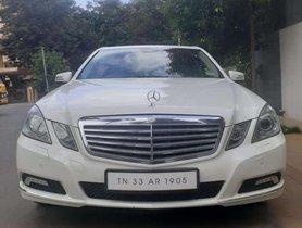 Mercedes-Benz E-Class E 250 CDI Avantgarde, 2010, Diesel AT for sale
