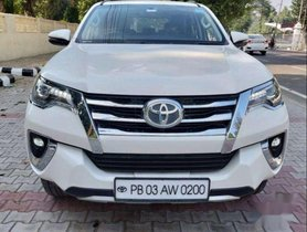 Toyota Fortuner 3.0 4x2 AT, 2018, Diesel for sale
