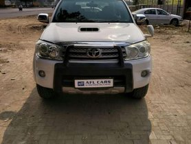 2011 Toyota Fortuner MT for sale at low price