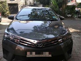 Used Toyota Corolla Altis MT at low price