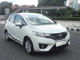 2015 Honda Jazz 1.2 V i VTEC for sale in New Delhi