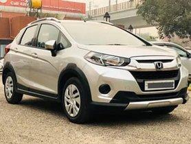 2017 Honda WR-V --VTEC S Petrol MT  for sale in New Delhi