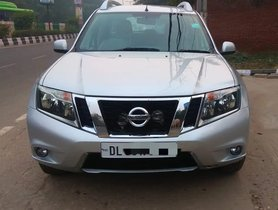 2014 Nissan Terrano XV 110 PS Diesel MT for sale in New Delhi
