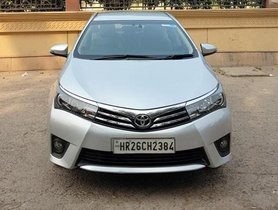 Toyota Corolla Altis VL 2014 AT for sale