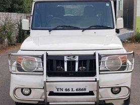 Used Mahindra Bolero SLX BS III, 2011, Diesel MT for sale