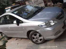 Used Honda City ZX MT at low price