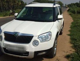 Skoda Yeti Elegance 2011 MT for sale