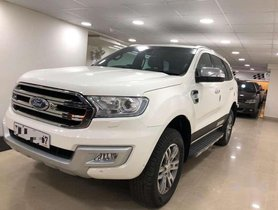 Ford Endeavour 2017 AT for sale