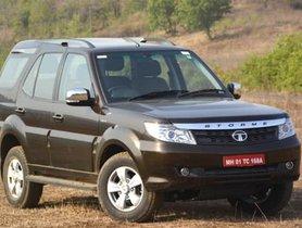 Tata Safari Storme Production To Be Shelved Soon