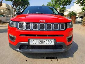 Jeep COMPASS Compass 2.0 Sport, 2018, Petrol MT for sale