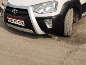 Used 2014 Toyota Etios Cross 1.4 GD MT for sale