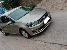 Volkswagen Vento Diesel Highline 2015 MT for sale