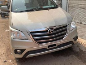 2014 Toyota Innova MT for sale at low price