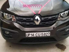 Used Renault Kwid MT car at low price
