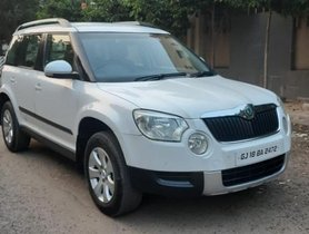 2011 Skoda Yeti MT for sale