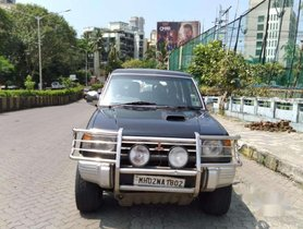 2003 Mitsubishi Pajero MT for sale at low price