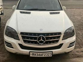 Mercedes-Benz Ml Class, 2011, Diesel AT for sale