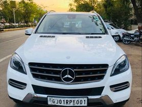 Mercedes-Benz M-Class 250 CDI, 2016, Diesel AT for sale