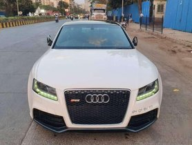 Used Audi S5 Coupe AT car at low price