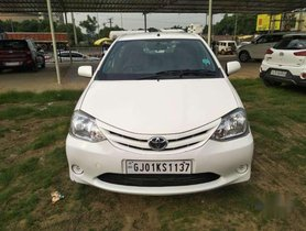 Used Toyota Etios Liva GD MT car at low price