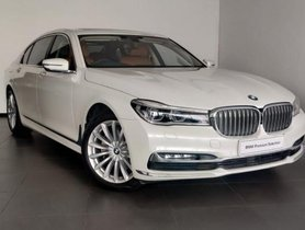 BMW 7 Series 2017 MT for sale