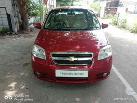 Chevrolet Aveo LT 1.4 ABS, 2011, Petrol AT for sale