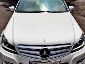 Mercedes-Benz C-Class 250 CDI Avantgarde, 2012, Diesel AT for sale