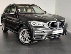BMW X3 xDrive 30i Luxury Line AT for sale