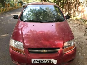 Used Chevrolet Sail MT car at low price