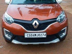 Renault Captur 1.5 Rxt, 2018, Diesel MT for sale
