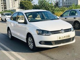 Used Volkswagen Vento Highline Diesel, 2015, MT for sale
