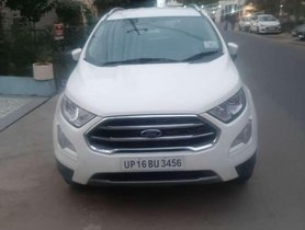 2018 Ford EcoSport MT for sale at low price
