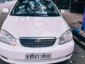 Used Used Toyota Corolla H5 2007 MT for sale