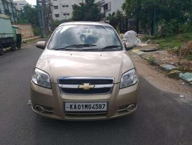Used Chevrolet Aveo 1.4 2010 MT for sale