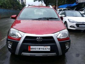 Used 2015 Toyota Etios Cross MT for sale at low price