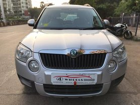 Skoda Yeti MT 2011 for sale