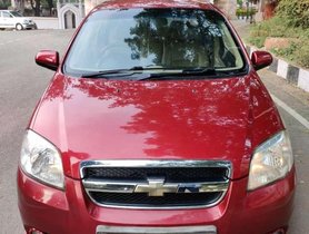 Used Chevrolet Aveo 1.4 MT car at low price